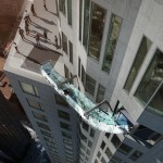 Glass Skyslide to be added to exterior of California's tallest skyscraper