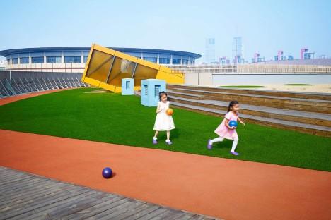 Soyoo Joyful Growth Center by Crossboundaries