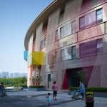 Crossboundaries converts derelict building into kindergarten and play centre