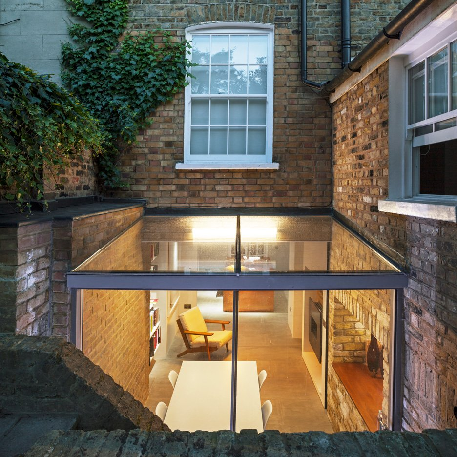 "Londoners' ""tastes have improved"" say architects as home-extension market explodes"