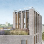 Gort Scott wins contest for Oxford University college extension