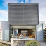 Taylor Knights adds modern rear extension to a traditional Melbourne house