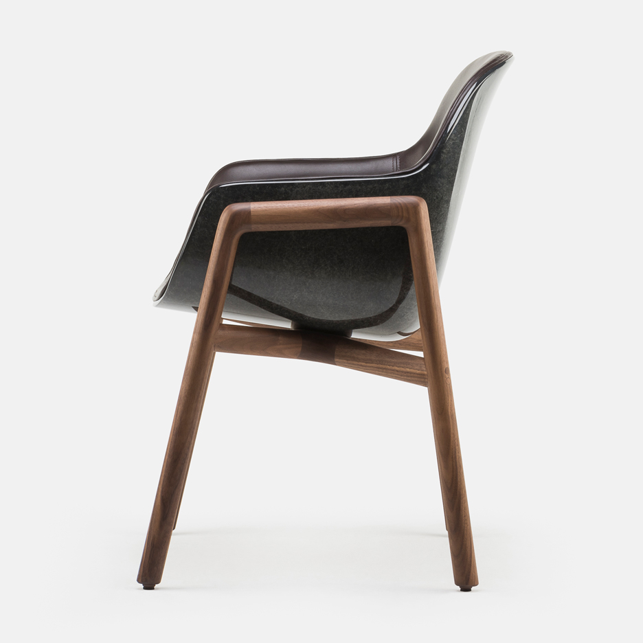 De La Espada to launch Stella chair by Luca Nichetto in Shanghai