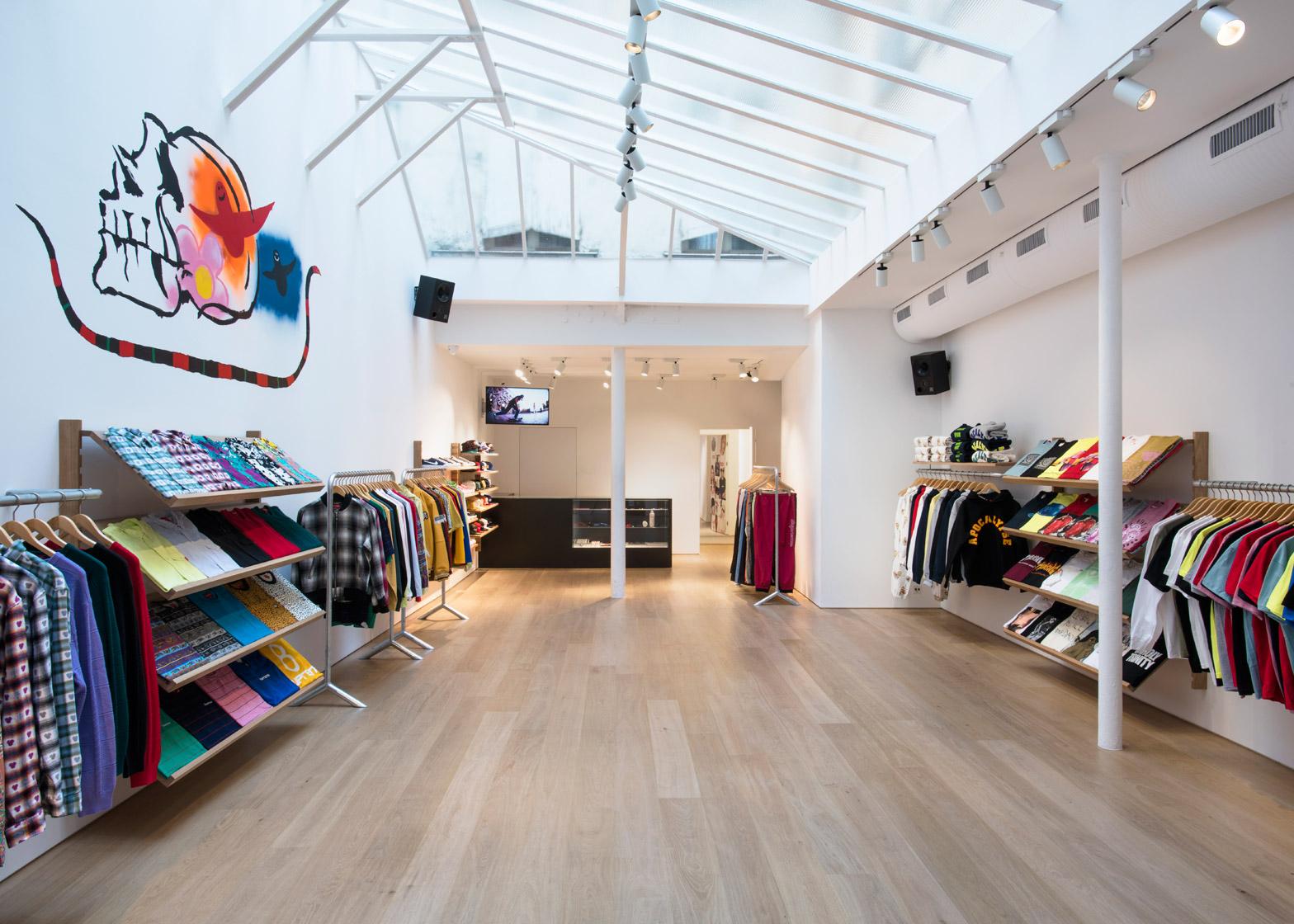 7 Of 7; Supreme Paris Store By Brinkworth