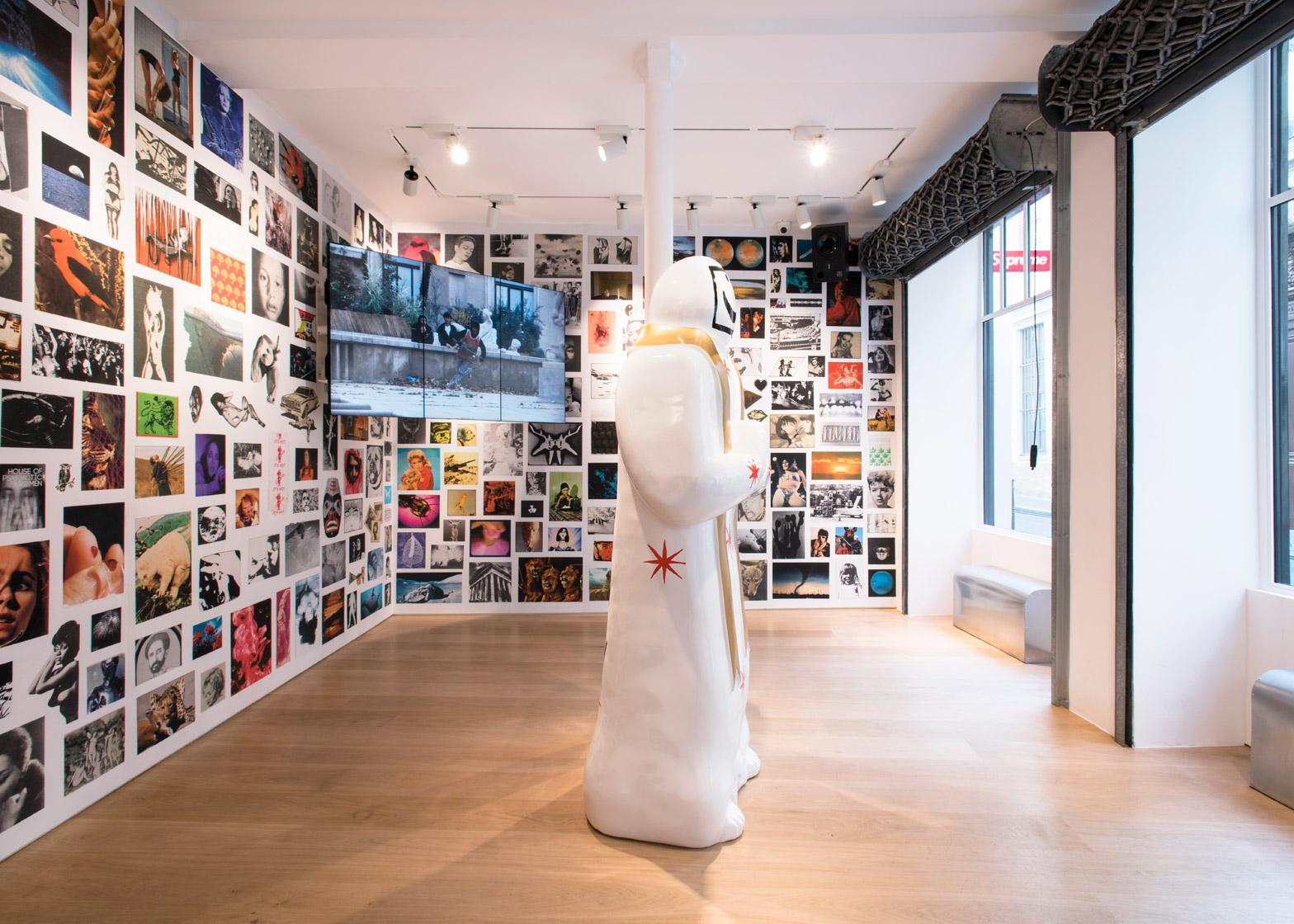 4 Of 7; Supreme Paris Store By Brinkworth