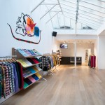 "Brinkworth designs ""honed and clean"" interior for Supreme Paris store"