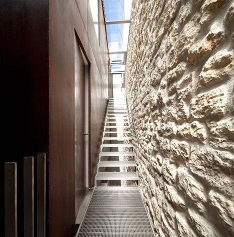 The Cubist House by Jacques Moussafir