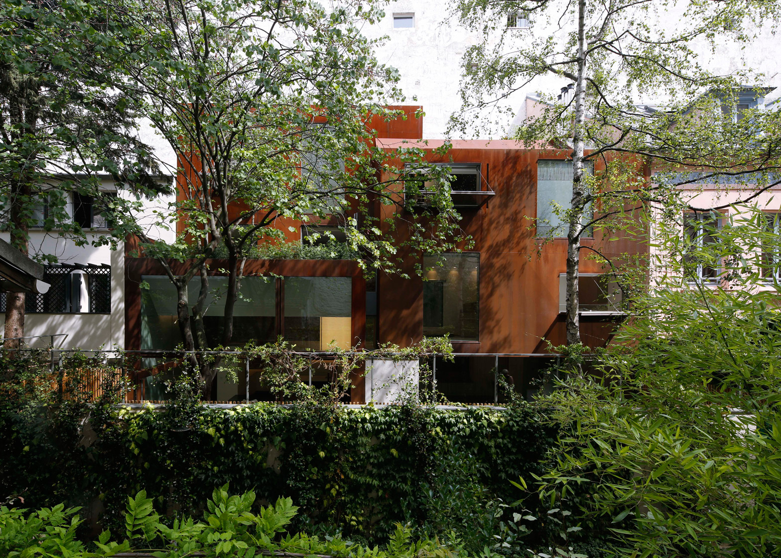 The Cubist House by Jacques Moussafir