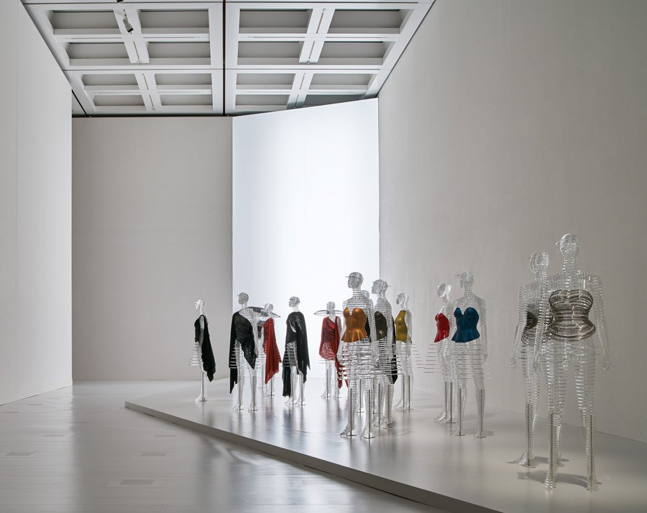 The Work of Miyake Issey exhibition