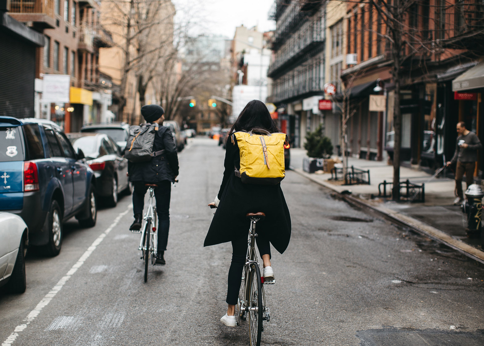 Ally Capellino x Tokyobike competition