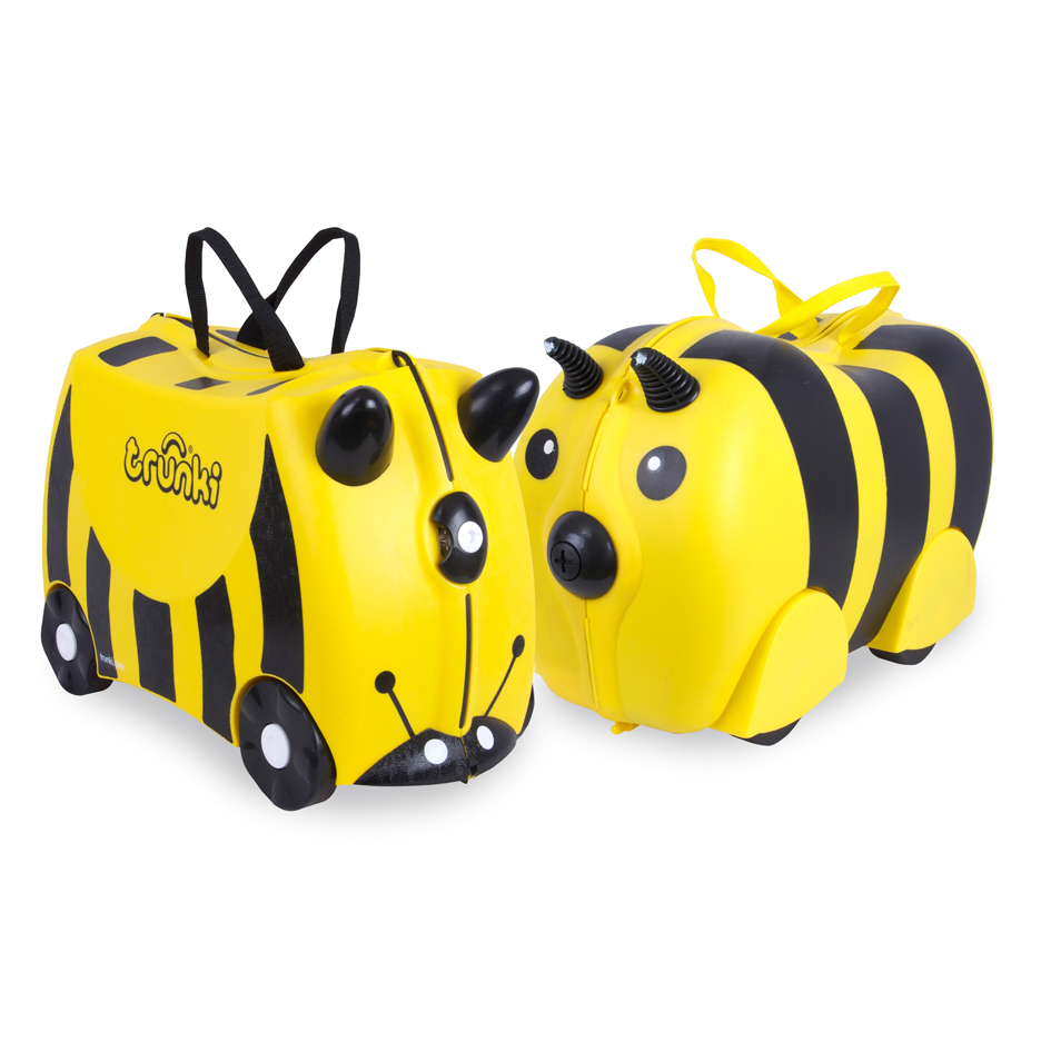 "Trunki loses design rights battle against ""rip-off"" Kiddee"