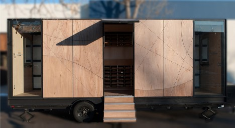 Try-On Truck by SAW