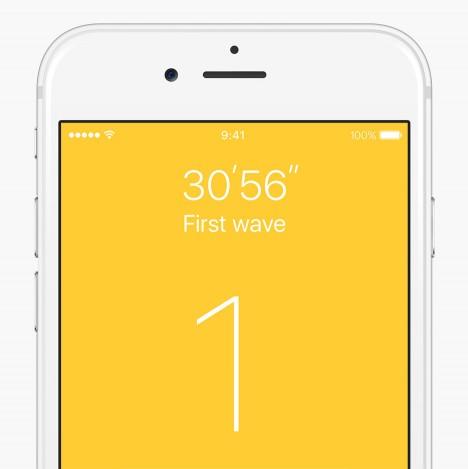 Tsunami App by Yuta Takahashi