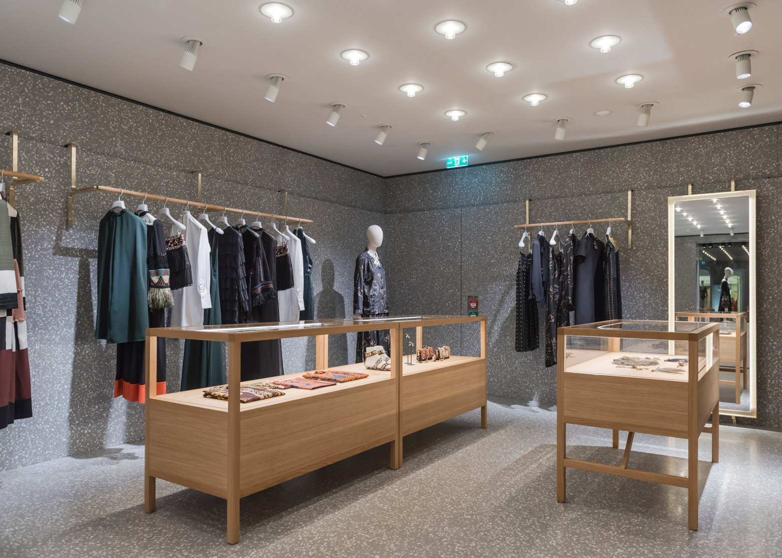 Valentino London flagship store by David Chipperfield