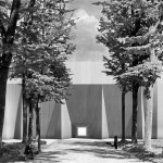 RAAAF plans to wrap Venice's Giardini pavilions beneath a layer of fabric