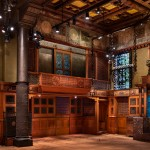 Herzog & de Meuron restores a Park Avenue Armory room designed by Louis C Tiffany