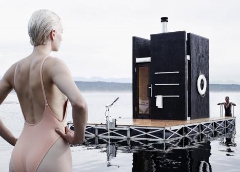 WA Sauna by GocStudio