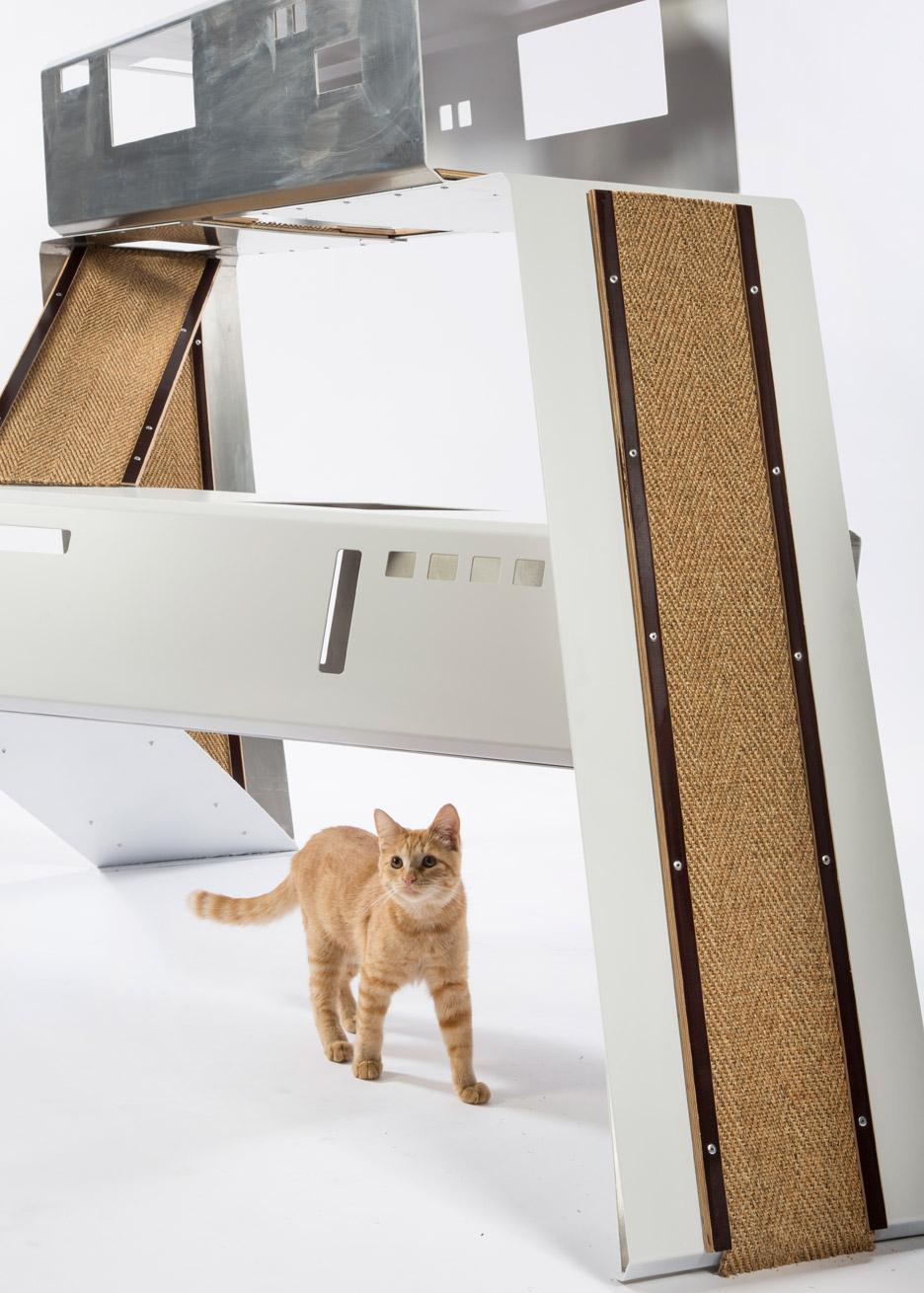 Cat Club by Warren Office + Schmidt Designs