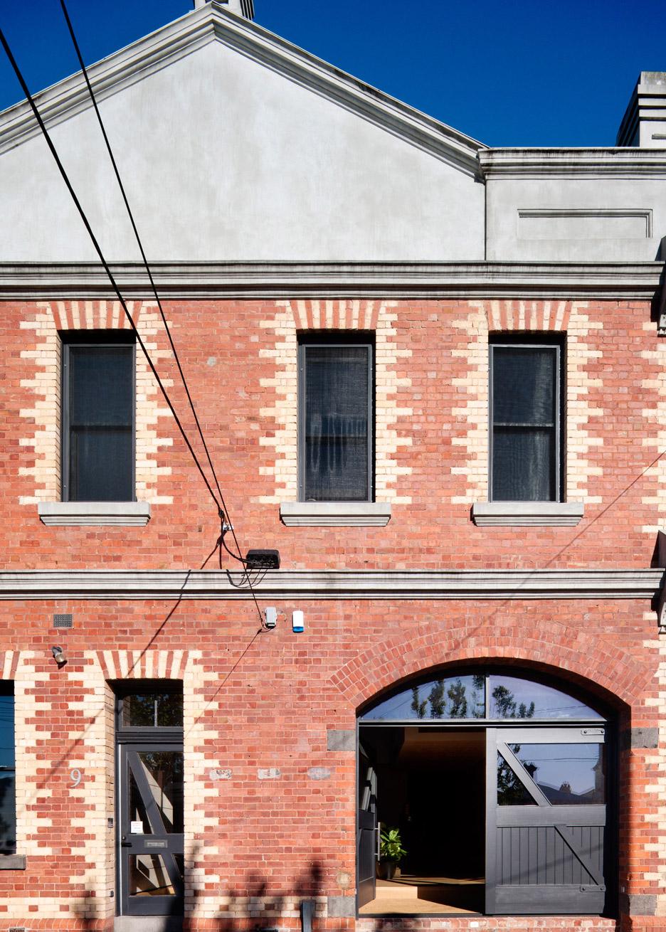 Νερό Εργοστάσιο από τον Andrew Simpson Αρχιτέκτονες