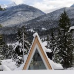 Scott and Scott completes mountainside cabin in Whistler for family of snowboarders