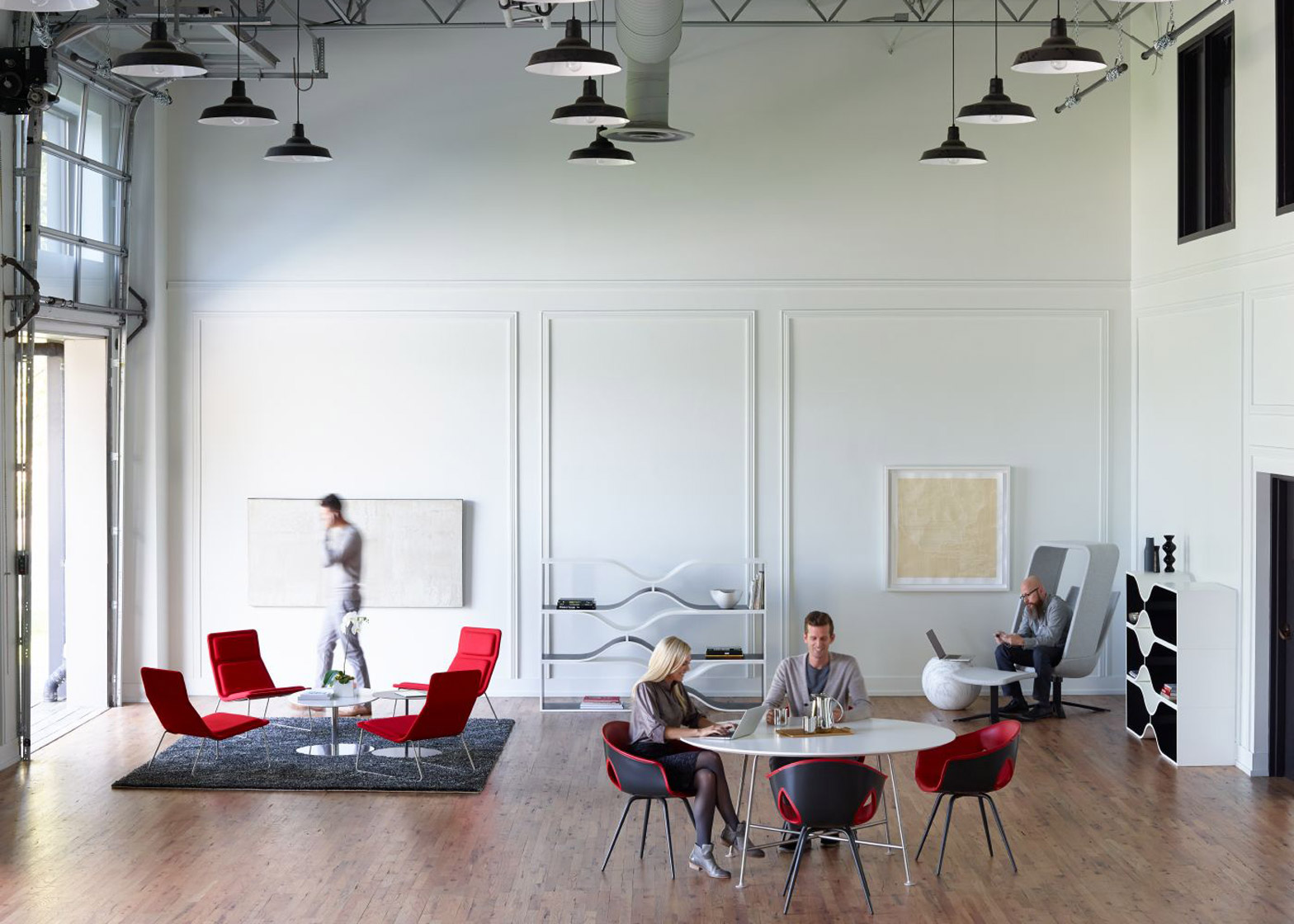 You Need To Design Offices For Next Generation Says Haworth