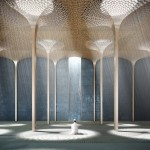 Today we like: contemporary mosque design