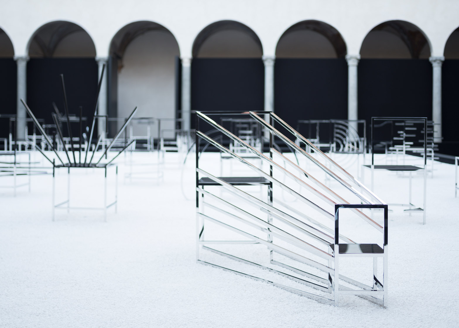Attirant 5 Of 14; 50 Manga Chairs By Nendo