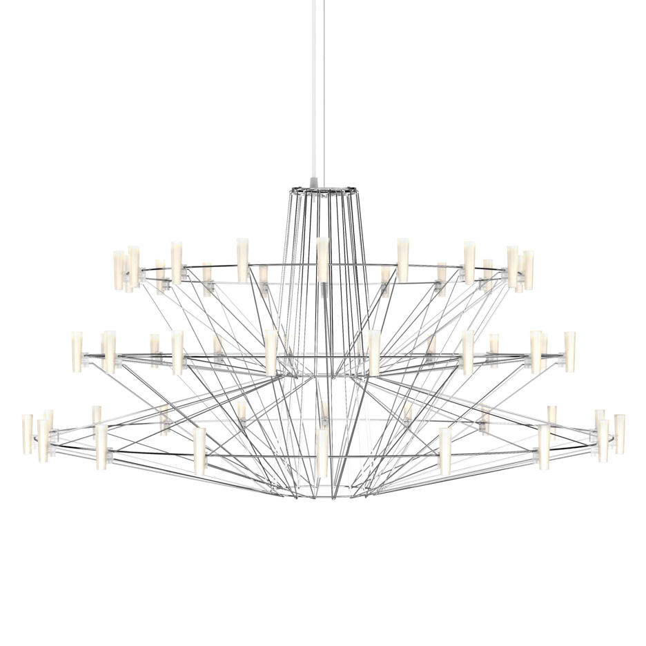 Coppélia chandelier by Arihiro Miyaki for Moooi
