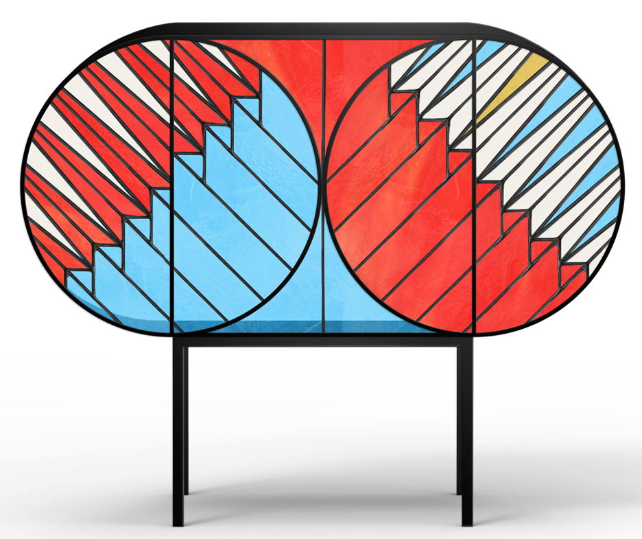 Credenza by Patricia Urquiola and Federico Pepe