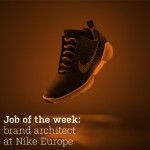 Job of the week: brand architect at Nike Europe