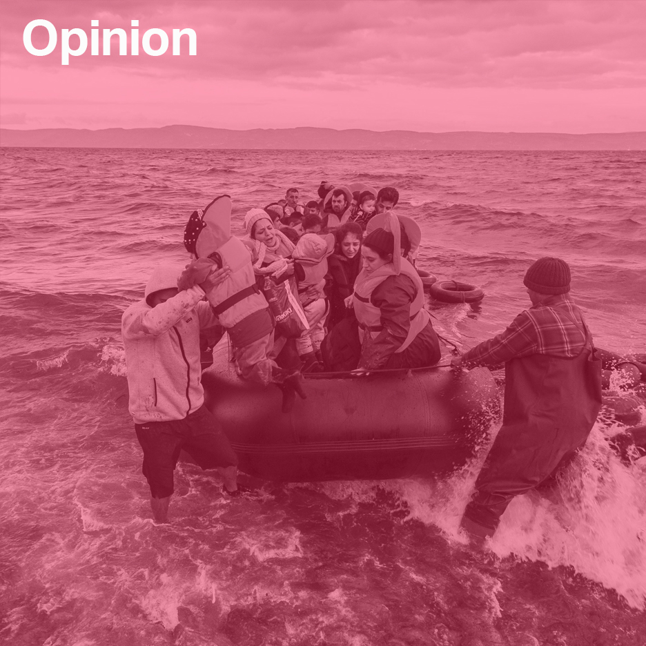 """Designers cannot just stand by and watch as the refugee crisis unfolds"""