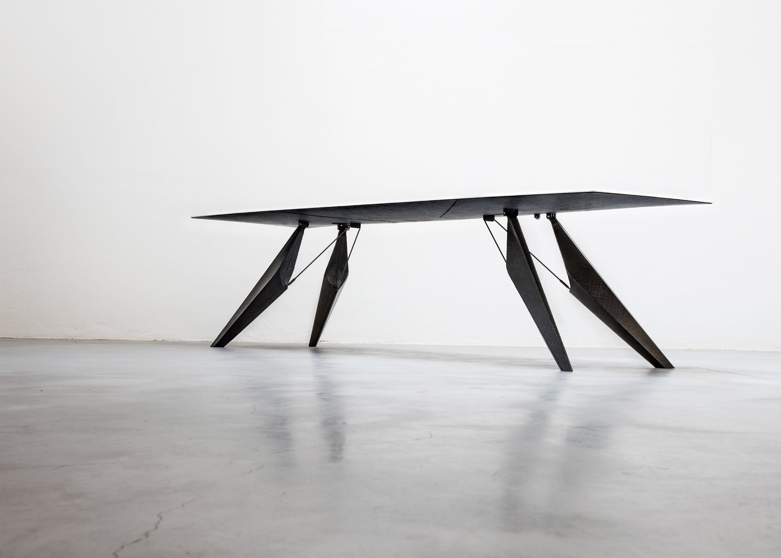 SmartSlab Table by Kram/Weisshaar for Iris Ceramica