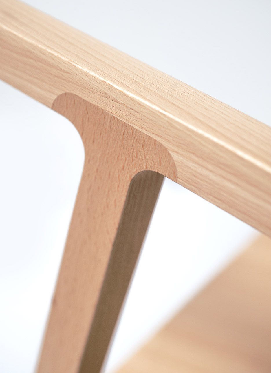 A Chair by Thomas Feichtner a Product Designer from Vienna, Austria for Milan 2016