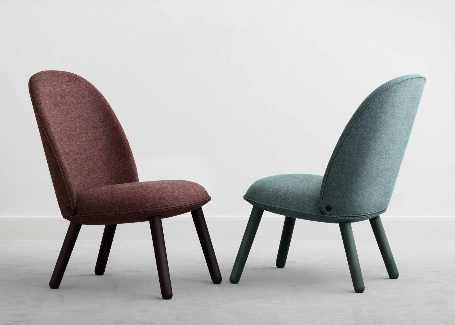 Swell Normann Copenhagen Adds Flat Pack Seating To Collection Machost Co Dining Chair Design Ideas Machostcouk