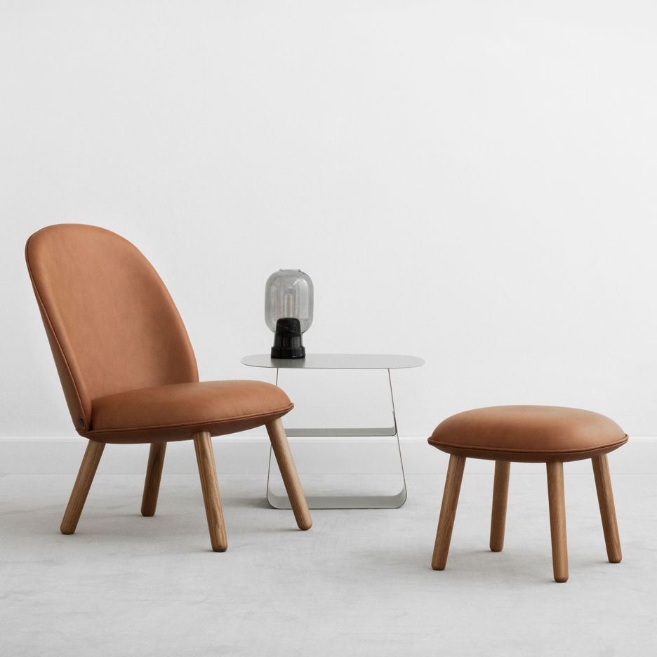 Normann Copenhagen adds flat-pack lounge furniture to its collection
