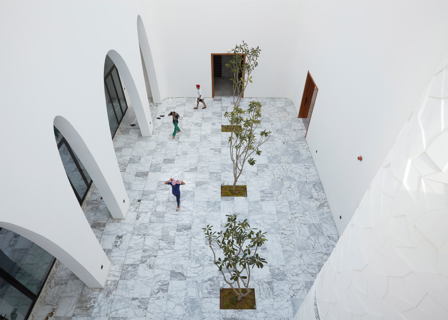 Al Warqa'a Mosque by Ibda Design