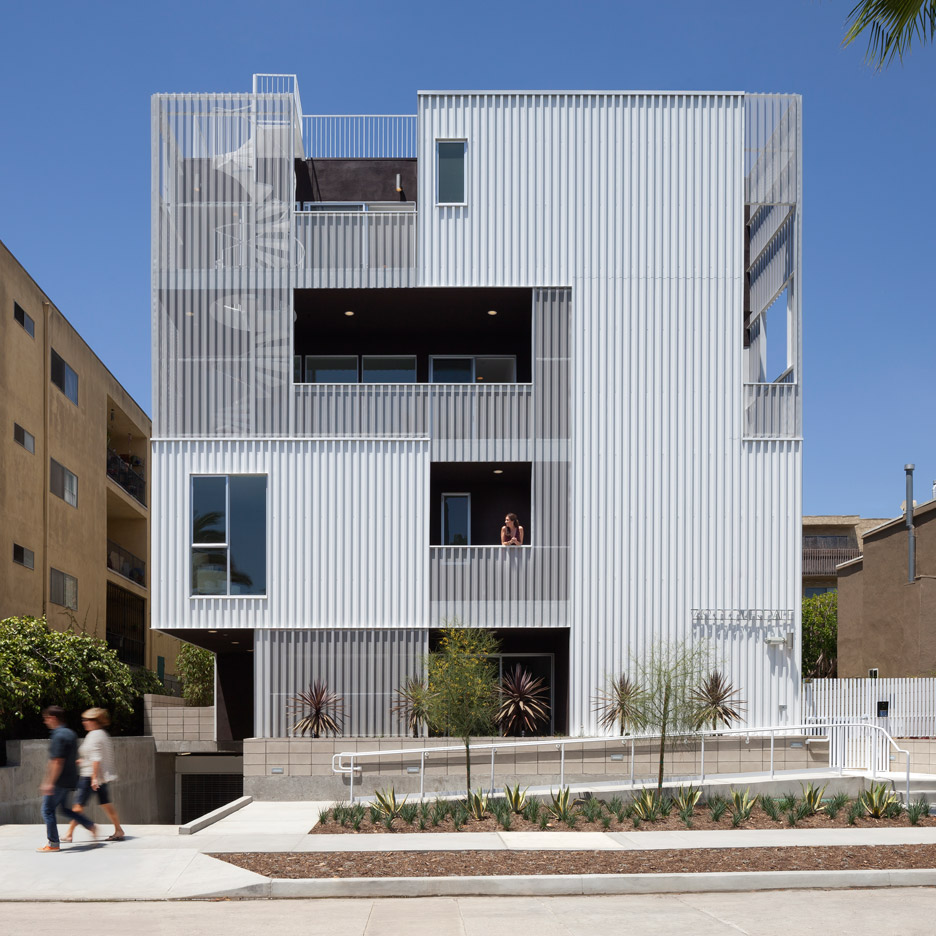 Cloverdale749; Los Angeles by Lorcan O'Herlihy Architects