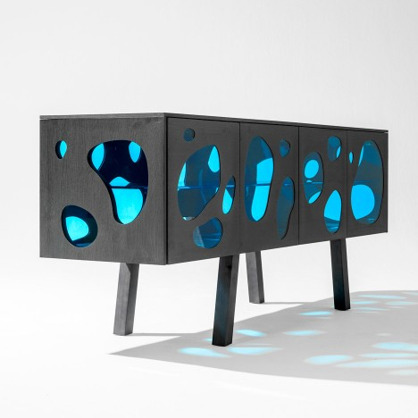 Aquario Cabinet by the Campana brothers