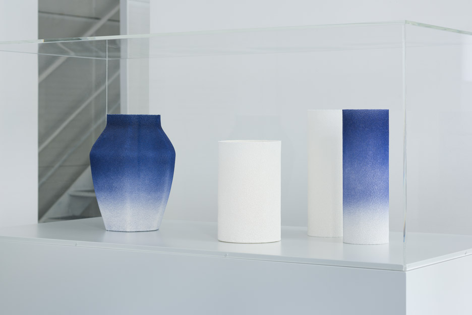 Teruhiro Yanagihara's edition collection with Fujimaki Seitou and the Saga Ceramics Research Laboratory