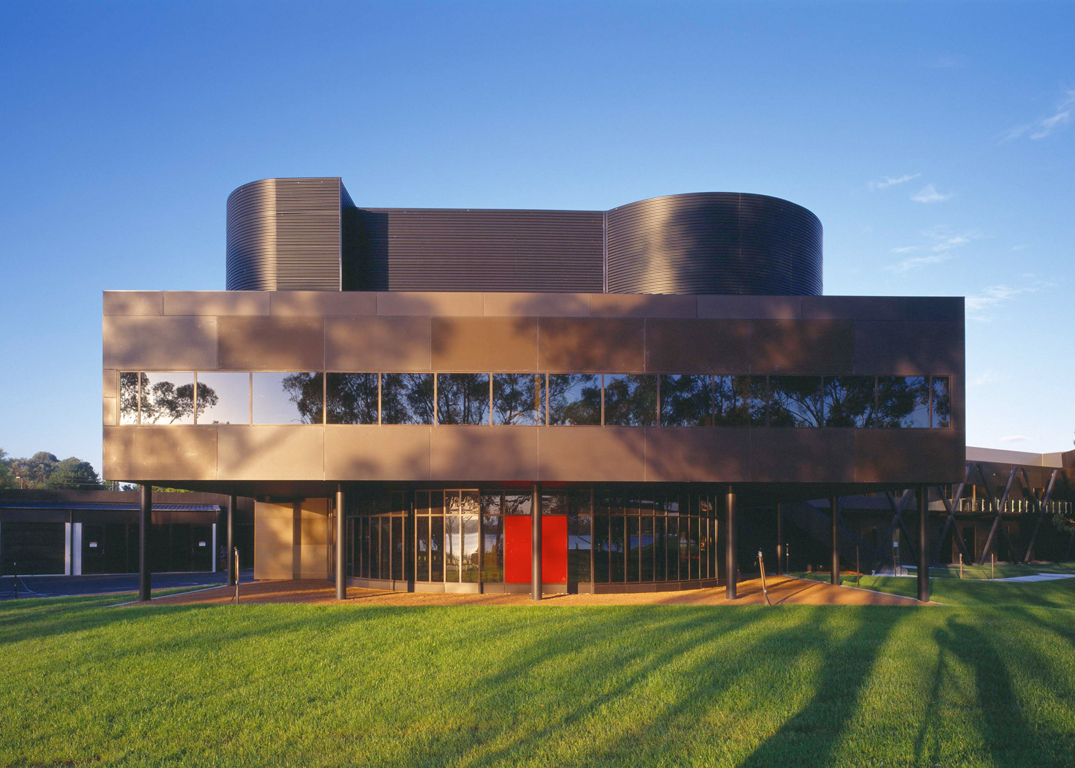 ARM Architecture's National Museum of Australia in Acton