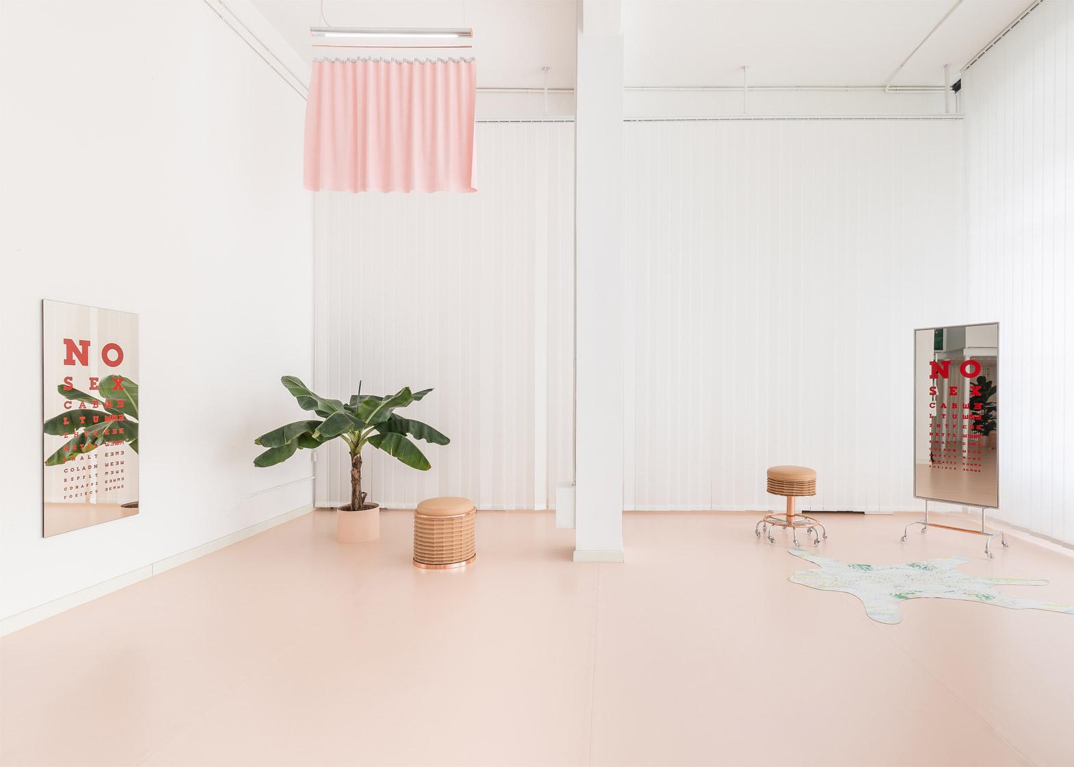 Atelier Biagetti's No Sex is surreal sex clinic-cum-sanctuary