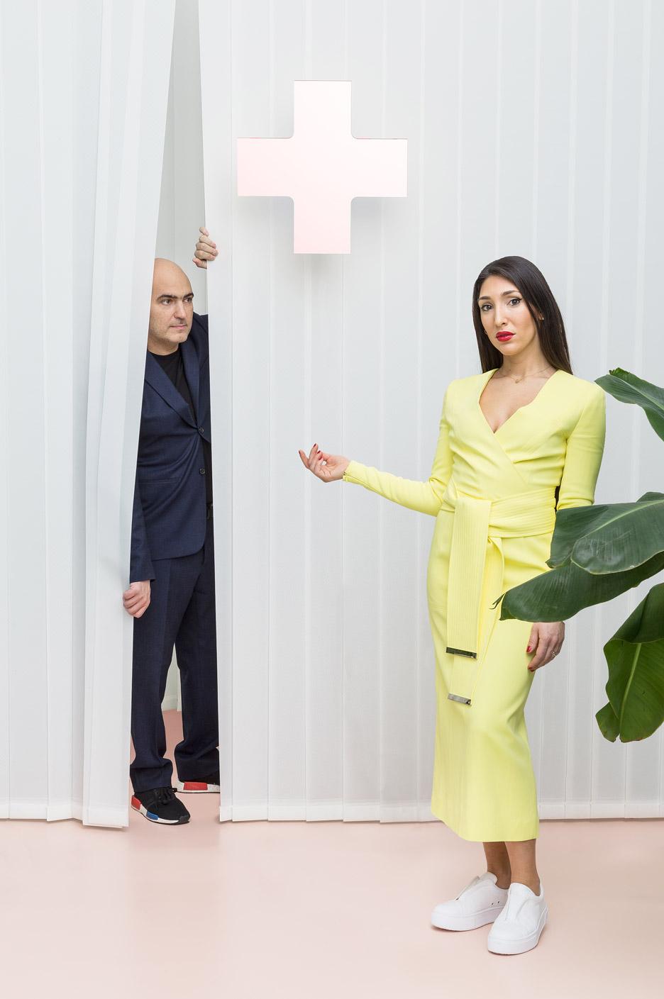 Atelier Biagetti's No Sex show at Milan design week 2016