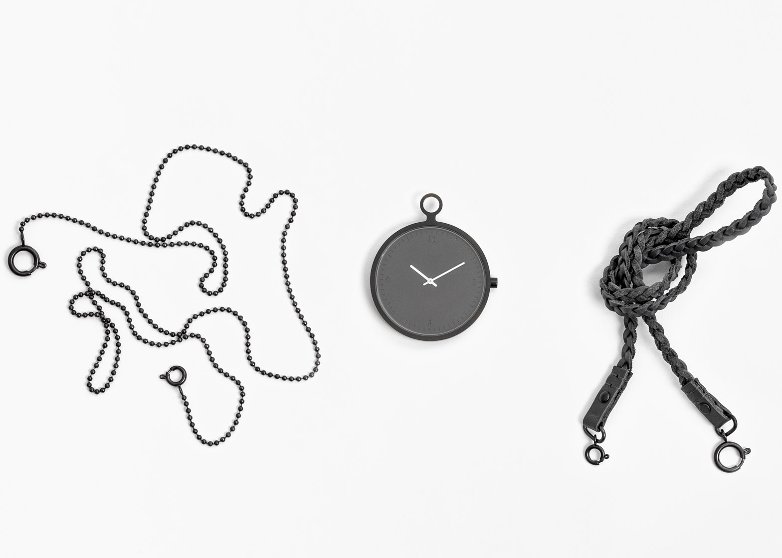 Axcent pocket watch by People People