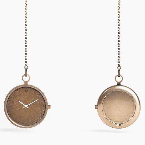 People People updates the traditional pocket watch for the iPhone generation