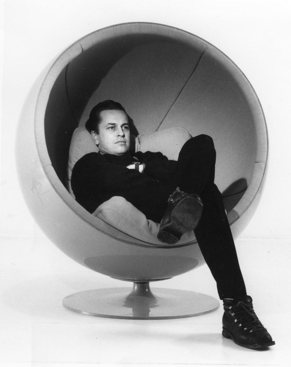 Helsinki Design Museum hosts Eero Aarnio retrospective