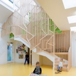 Lipton Plant adds indoor treehouse to Bath House nursery in Hackney