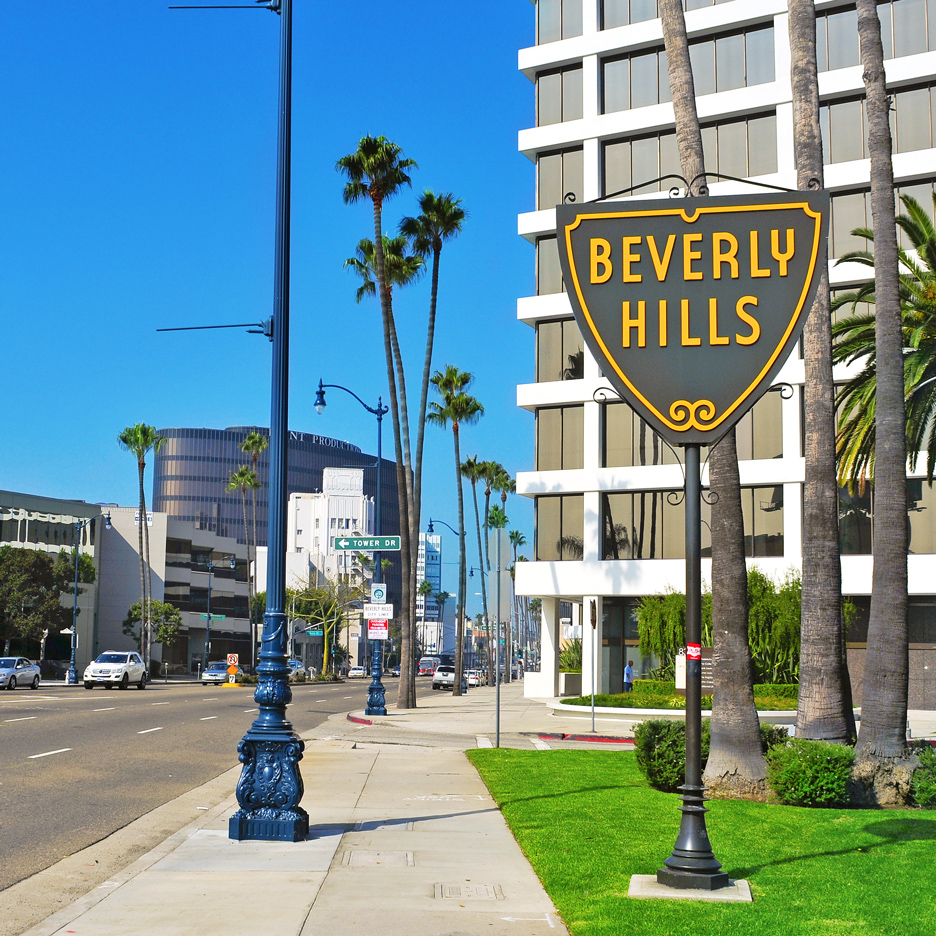 Beverly Hills to replace public transport with self-driving cars