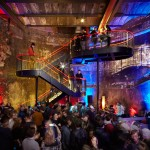Tate Harmer transforms Brunel's first engineering project into underground venue