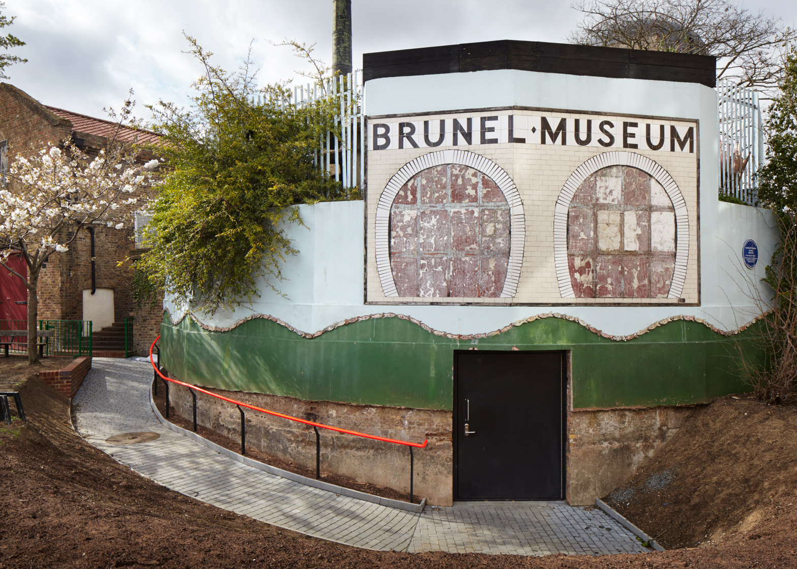 Brunel Museum by Tate Harmer