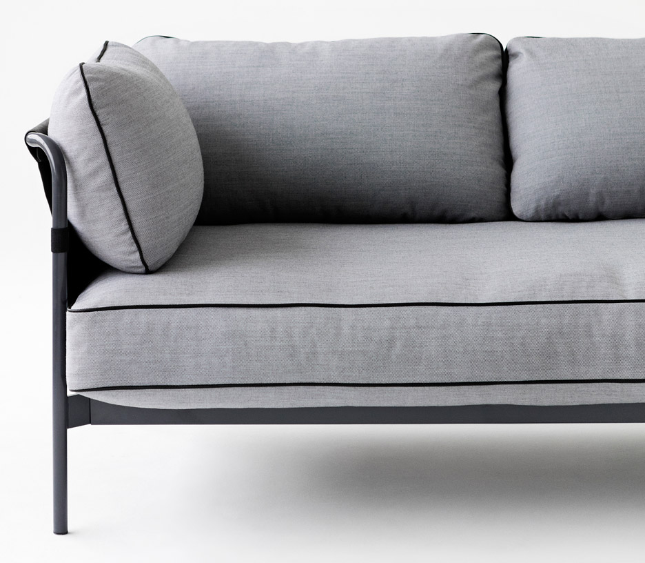 Bouroullec sofa for Hay